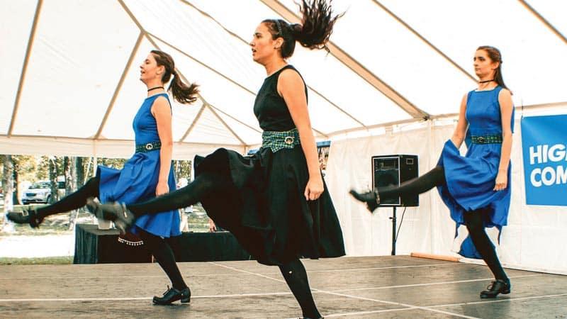 HIGHLAND & IRISH DANCE