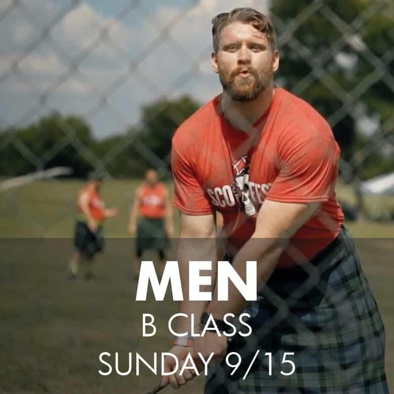 Men's B Class