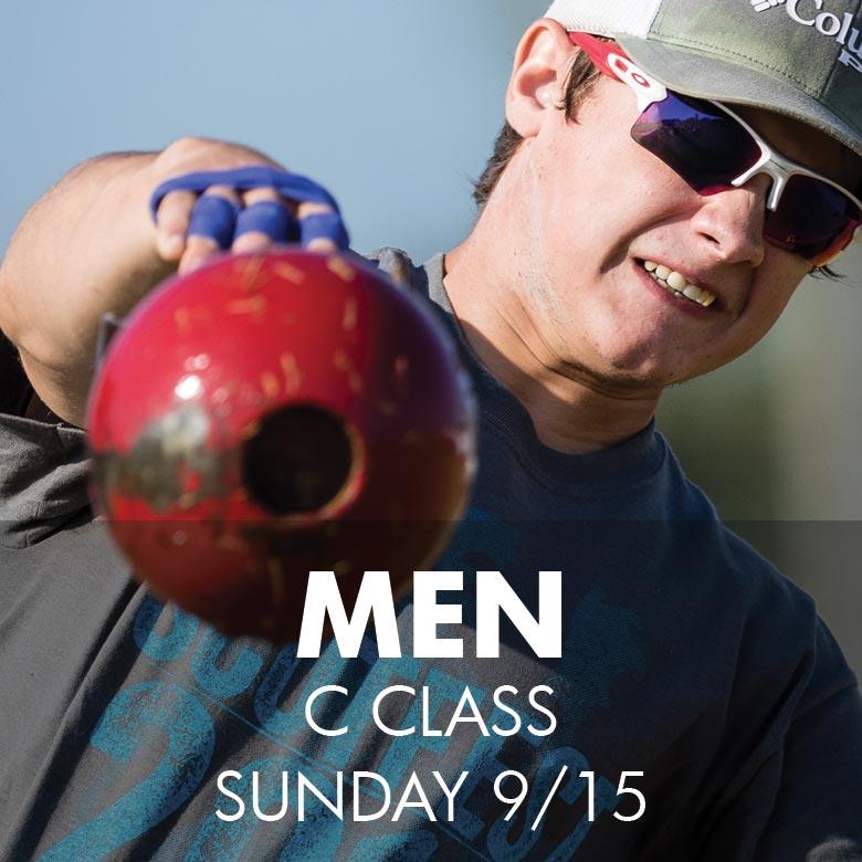 Men's C Class