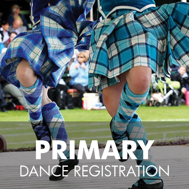 Primary Dance Registration