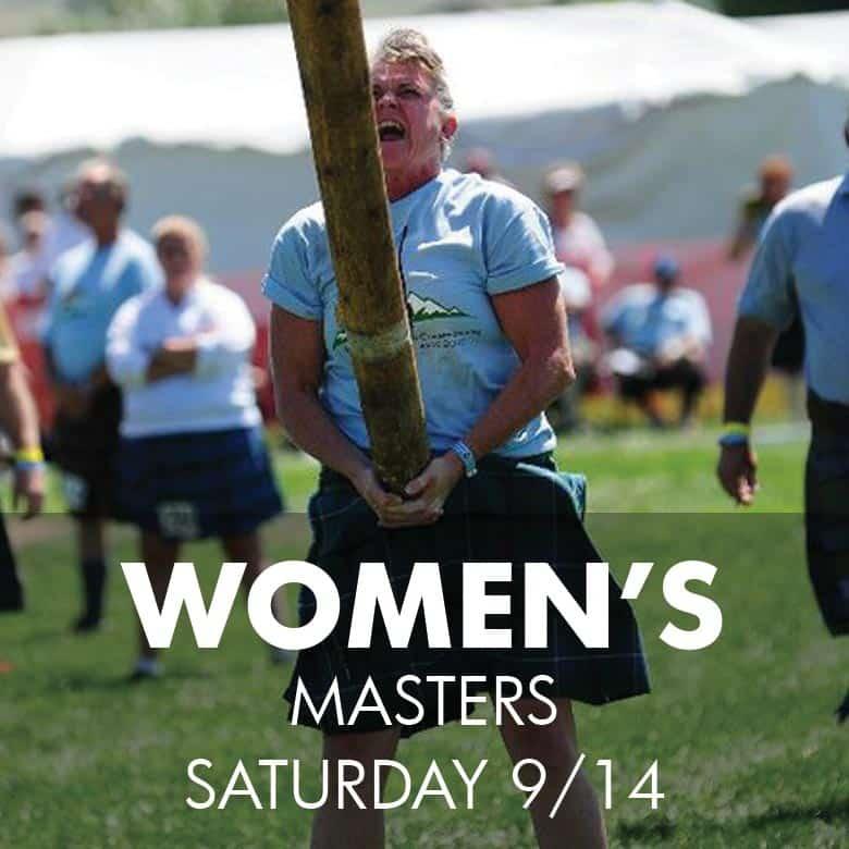 Women's Masters