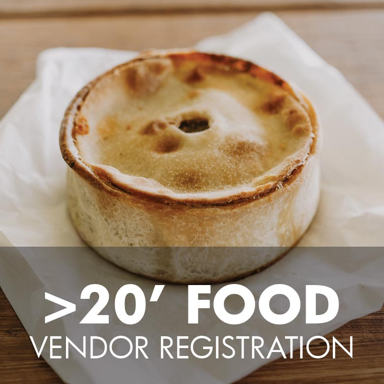 Food Vendor Registration