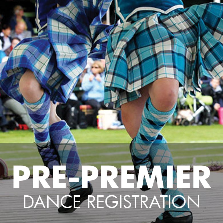 Pre-Premier Dance Registration