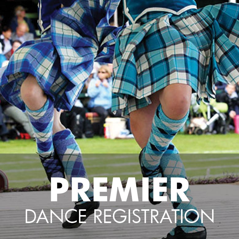 Premier Dance Registration