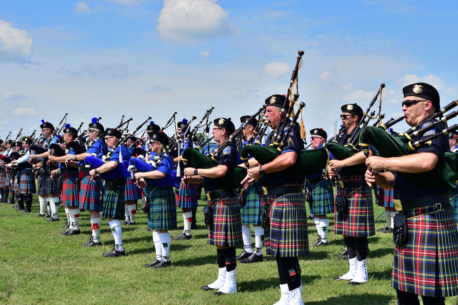 Scotfest | Oklahoma - Piping and Drumming