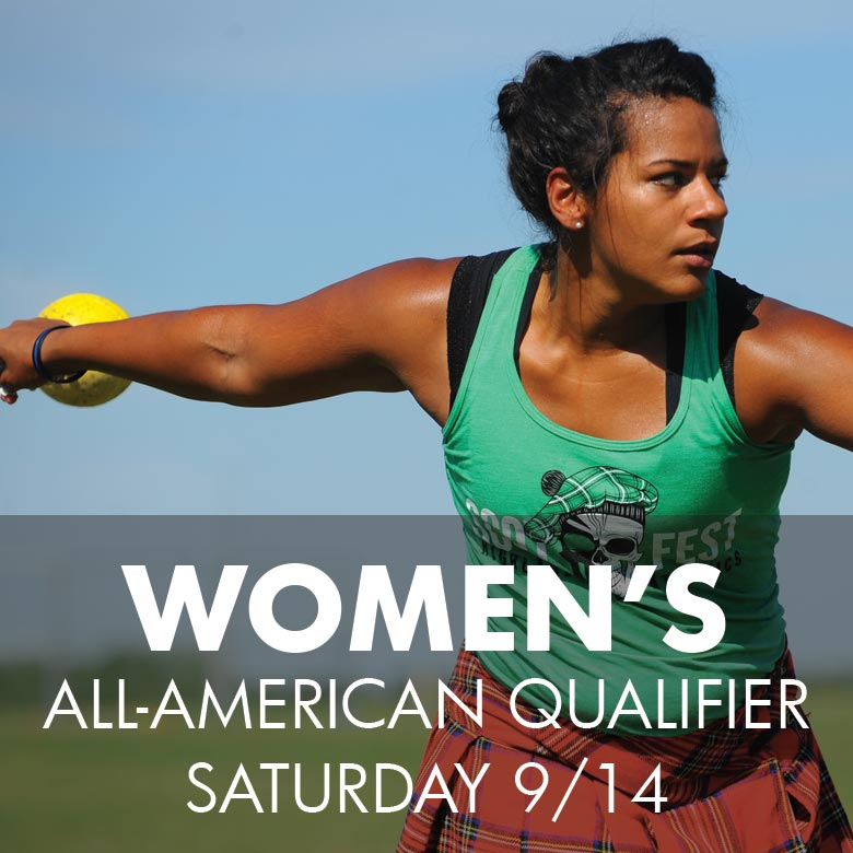 IHGF Women's Open All-American Qualifier