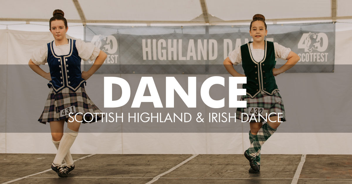HIGHLAND & IRISH DANCE