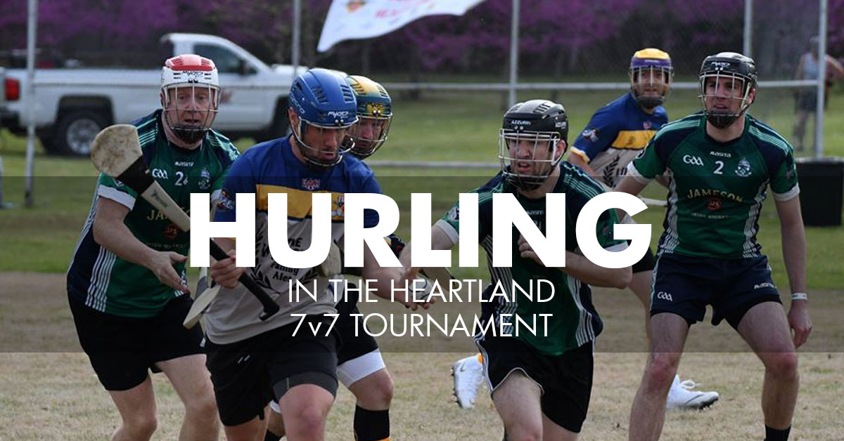 HURLING IN THE HEARTLAND